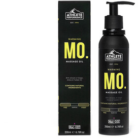 Muc-Off Massage Oil 200ml czarny